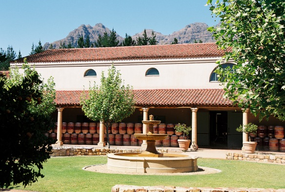 Waterford Estate in Stellenbosch
