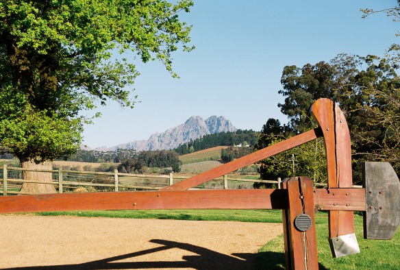 Rustenberg Wines in Stellenbosch