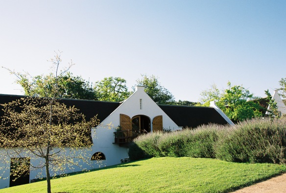 Rustenberg Winery in Stellenbosch