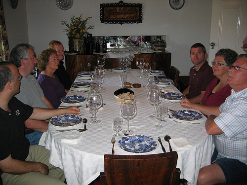 lunch at Quinta do Mourao