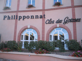 entrance to Philipponnat