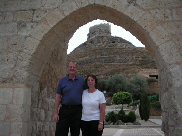 Castillo de Curiel - Cureil del Duero