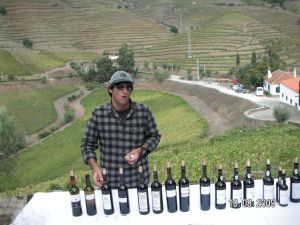Tomas Roquette at Quinta do Crasto