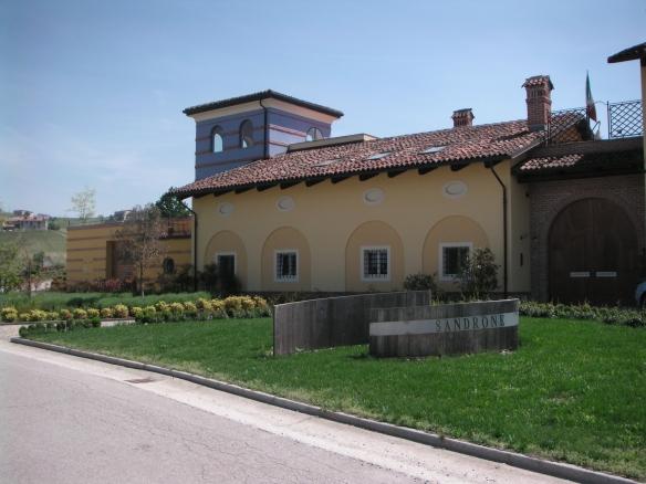 Azienda Luciano Sandrone