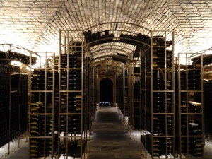 the wine library for Franz Hirtzberger