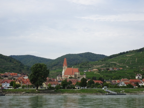 Driving around the Wachau